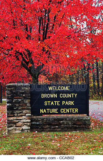 Nature Center Brown County State Park