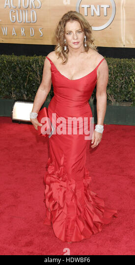Stockard Channing at the Screen Actors Guild Awards  in Los Angeles on Feb. 5, 2005 Photo credit: Francis Specker - Stock Image