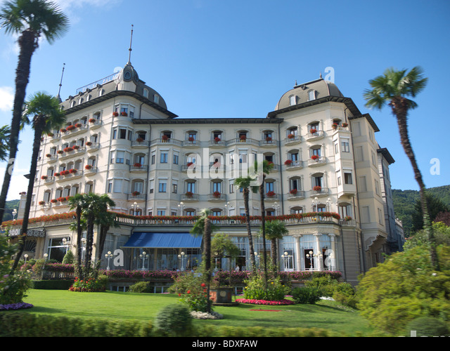 Palace Hotel Stresa