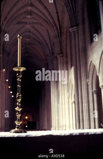 National cathedral washington D C - Stock Image
