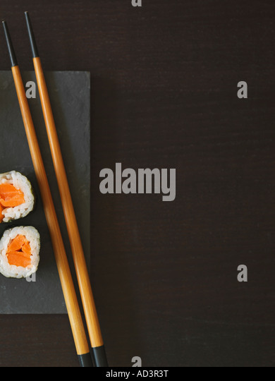 Sushi in Hawaii - Stock Image
