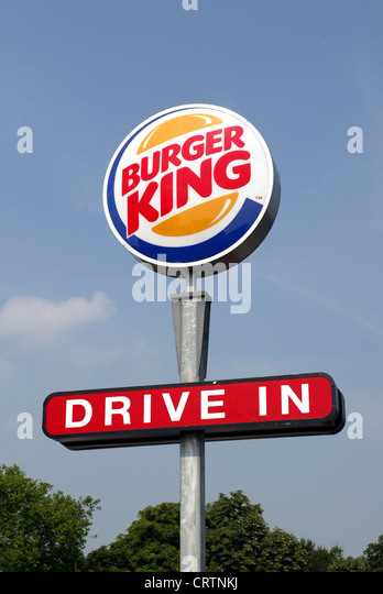 burger king store stock photos burger king store stock images alamy. Black Bedroom Furniture Sets. Home Design Ideas