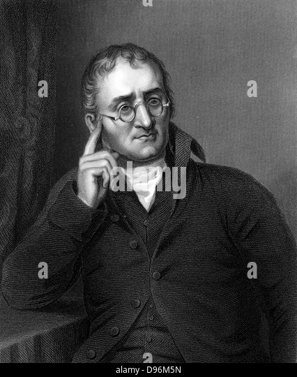 a biography of john dalton an english scientist 2016 marked the 250th anniversary of john dalton's birth  that year his  scientific activities resulted in his appointment as a teacher at the new   novoselov gave a lecture entitled the history of sp2 carbon in england.
