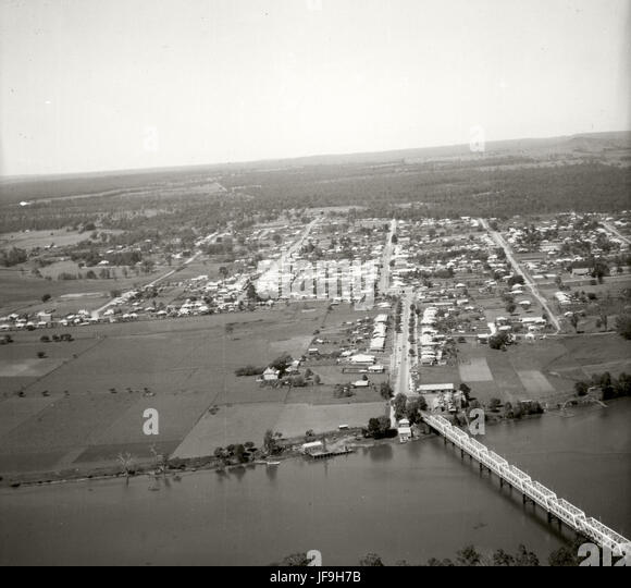 Nowra South Coast NSW - 17 Nov 1937 30050358092 o - Stock Image