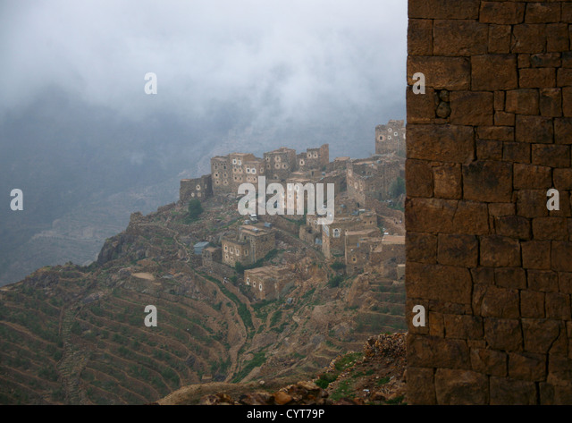 Shahara stock photos shahara stock images alamy for Terrace cultivation meaning