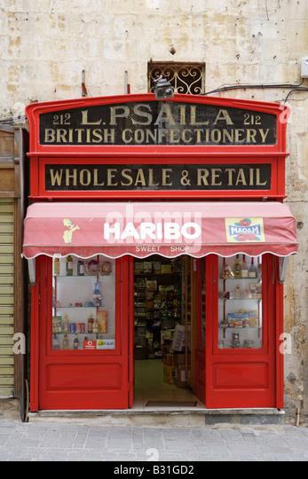 British Shoe Store Malta