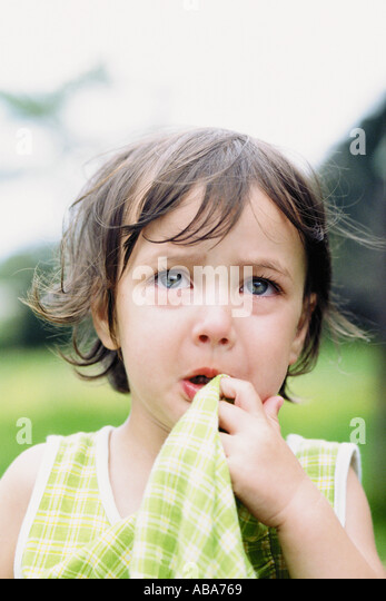 Little Girl Crying Stock Photos & Little Girl Crying Stock ...