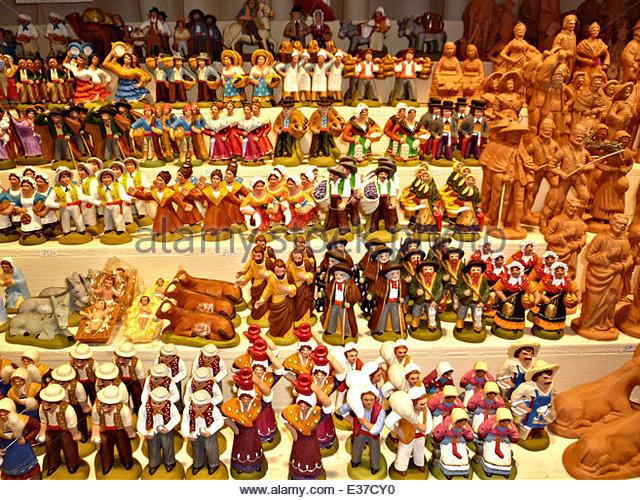 Santons Stock Photos Amp Santons Stock Images Alamy