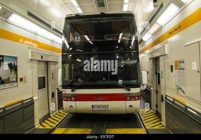 eurotunnel car stock photos eurotunnel car stock images alamy. Black Bedroom Furniture Sets. Home Design Ideas