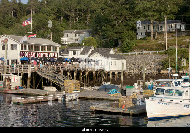 Maine Seafood Stock Photos & Maine Seafood Stock Images - Alamy