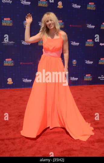 Natasha Bedingfield at arrivals for Radio Disney Music Awards - ARRIVALS, Microsoft Theater, Los Angeles, CA April - Stock-Bilder