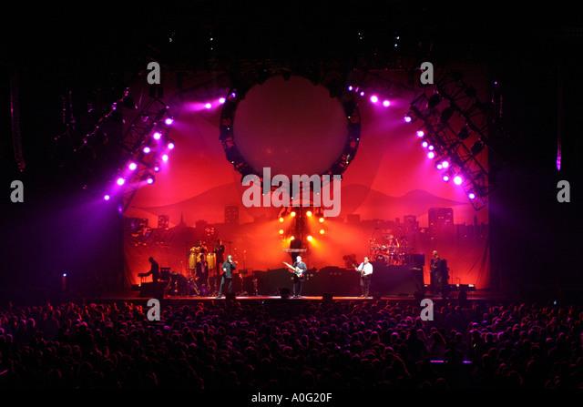 UB40 Concert at NEC - Stock Image