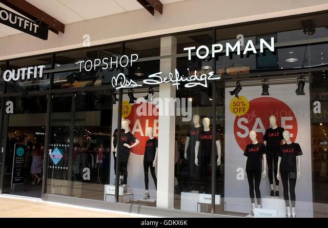 Westwood clothing stores