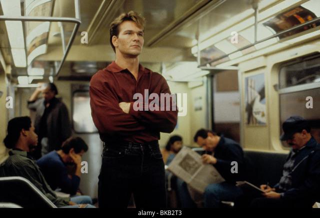 GHOST -1990 PATRICK SWAYZE - Stock Image
