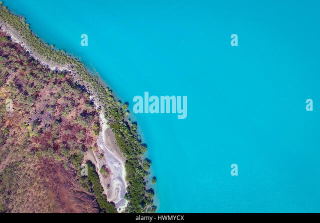 Port Warrender - Mitchell Plateau - The Kimberley, Western Australia - Stock-Bilder