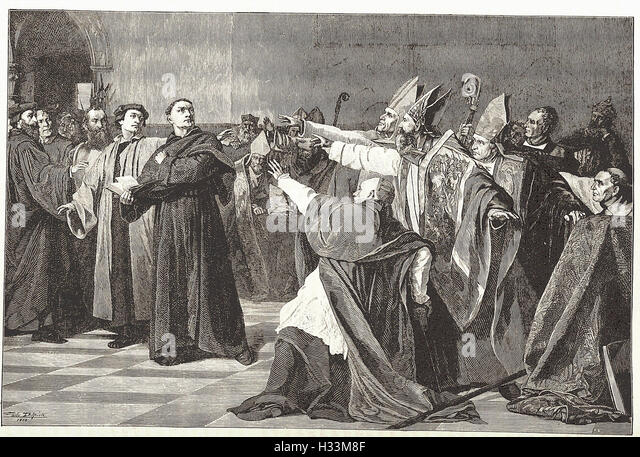 What was the Diet of Worms, and what was its significance to the reformation?