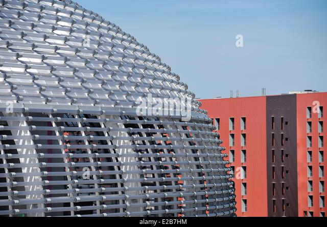 Horizontal cladding stock photos horizontal cladding - Top office villeneuve d ascq horaires ...