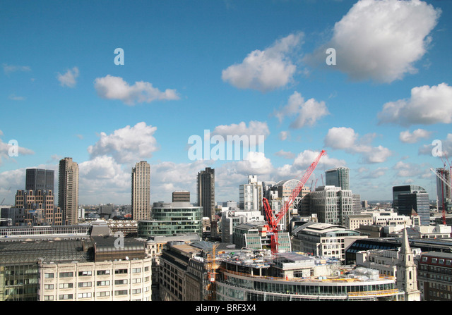 London skyline - Stock-Bilder
