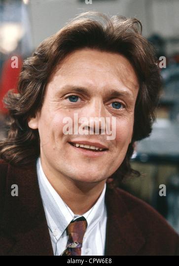 Kowalski, Jochen, * 30.1.1954, German opera singer (countertenor), portrait, 1991, - Stock Image