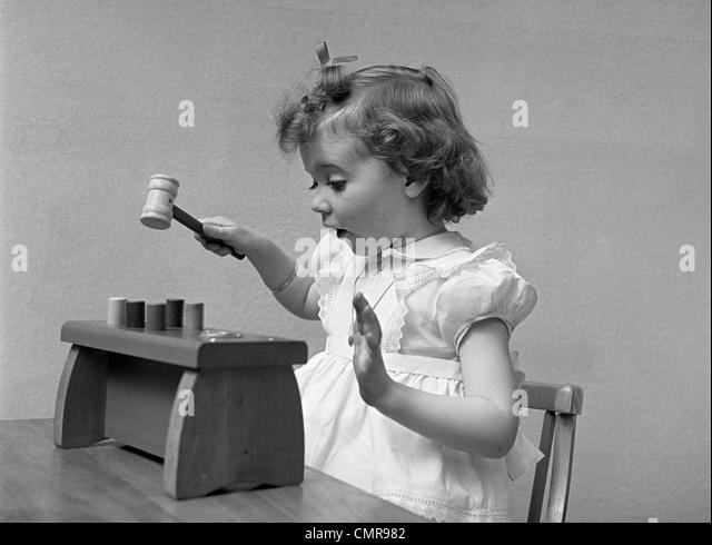 Children Playing 1940s Stock Photos Amp Children Playing