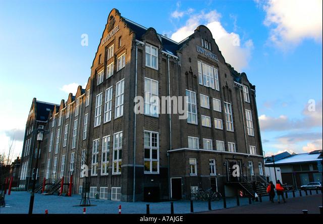 The Lloyd Hotel East Docks Of Amsterdam Hala Matli
