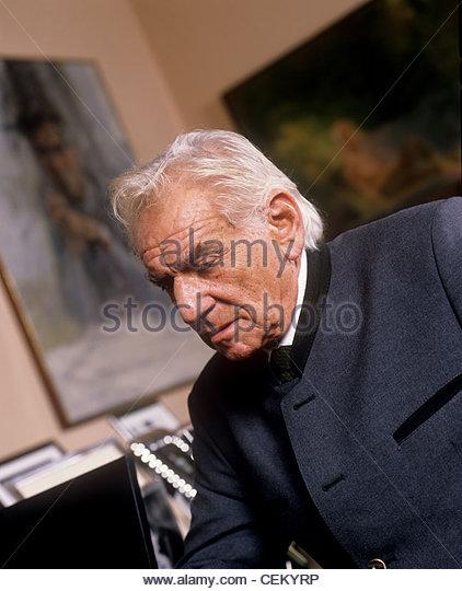 Leonard Bernstein Composer Stock Photos & Leonard ...