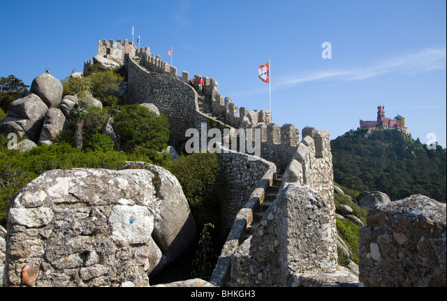 moorish castle stock photos - photo #28