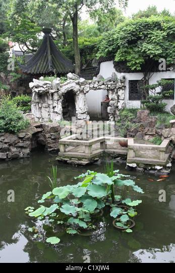 Yuyuan Garden Stock Photos U0026 Yuyuan Garden Stock Images - Alamy