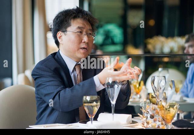 HA-JOON CHANG, Economist & Author - Stock Image