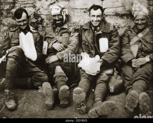 'It's a Long Way to Tipperary', Irish troops at Gallipoli, Turkey, World War I, c1915-c1916. Artist: - Stock Image
