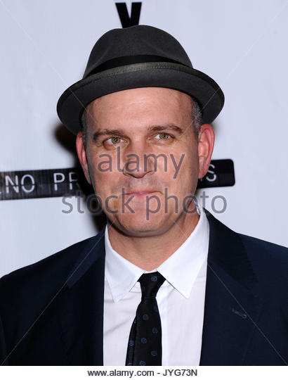 Mike O'Malley. 'Certainty' Los Angeles premiere. - Stock Image