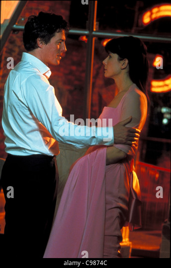 Two Weeks Notice Year: 2002 USA Huges Grant, Sandra Bullock Director : Marc Lawrence - Stock-Bilder