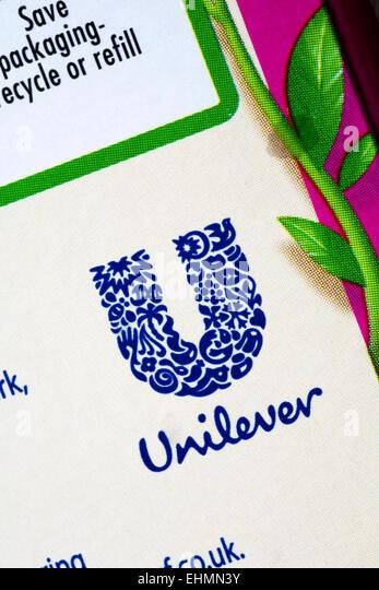Unilever Logo Stock Photos & Unilever Logo Stock Images ...