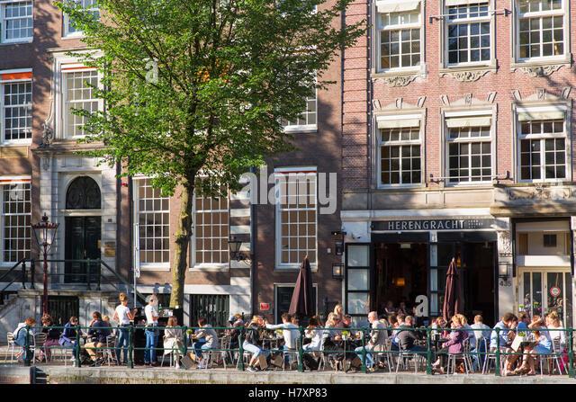 Herengracht amsterdam stock photos herengracht amsterdam for Herengracht amsterdam