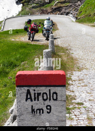 how to affix national pass to motorbikes