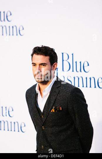 Tom Cullen 'Blue Jasmine' - UK Film Premiere - Red Carpet Arrivals - Stock Image