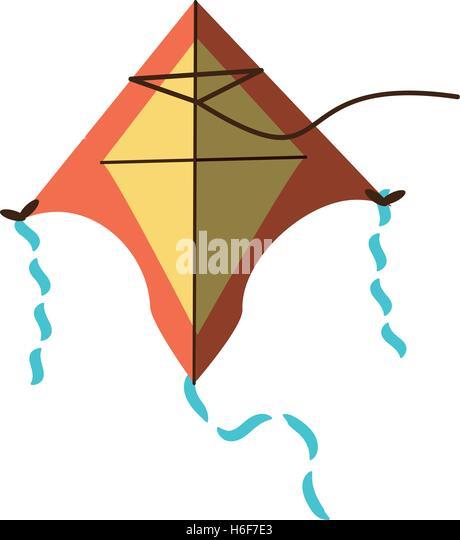 flying kite illustration - photo #30