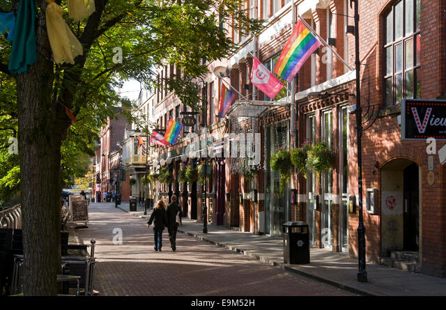 hotels in gay village manchester