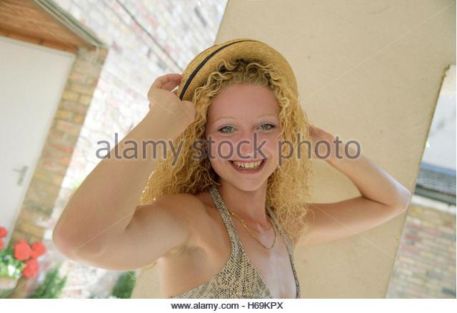Model Bowler Hat Stock Photos & Model Bowler Hat Stock ...