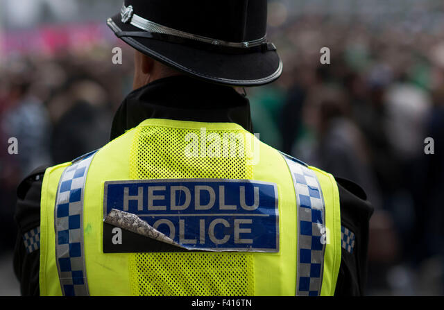 Single welsh police force