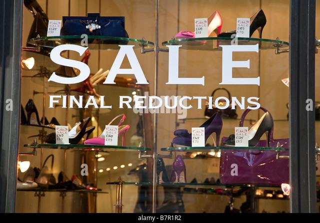 Shoe Shops On Cheapside
