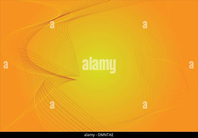 orange and yellow background - Stock-Bilder