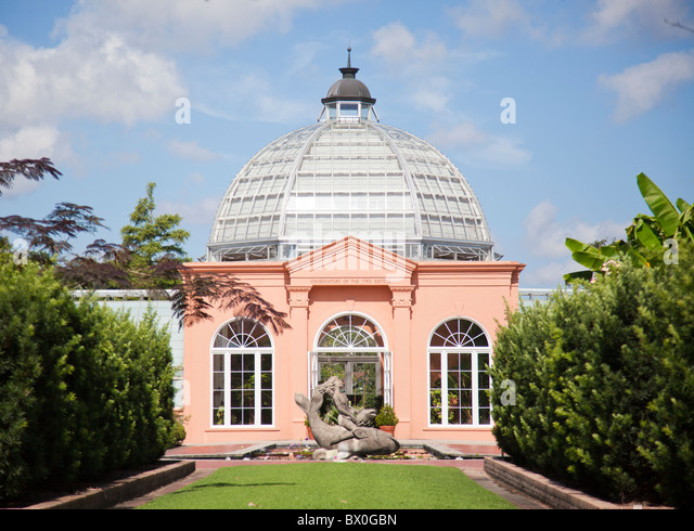 The Conservatory Of The Two Sisters Stock Photos The Conservatory Of The Two Sisters Stock