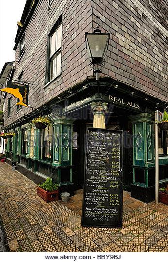 Dartmouth Pub Totnes Food