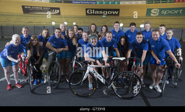 Team Scotland Cycling Stock Photos & Team Scotland Cycling ...