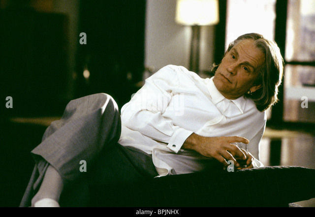 JOHN MALKOVICH JOHNNY ENGLISH (2003) - Stock Image