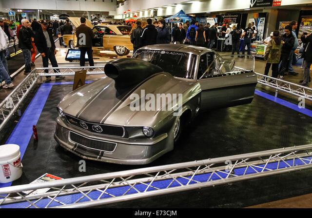 Megaspeed Custom Car Show