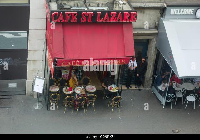 Caf Ef Bf Bd Gare St Lazare
