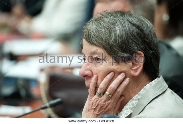 Amsterdam The Netherlands 30th May 2016 EU Ministerial Arrivals - EU informal meeting for Urban Development. German - Stock Image