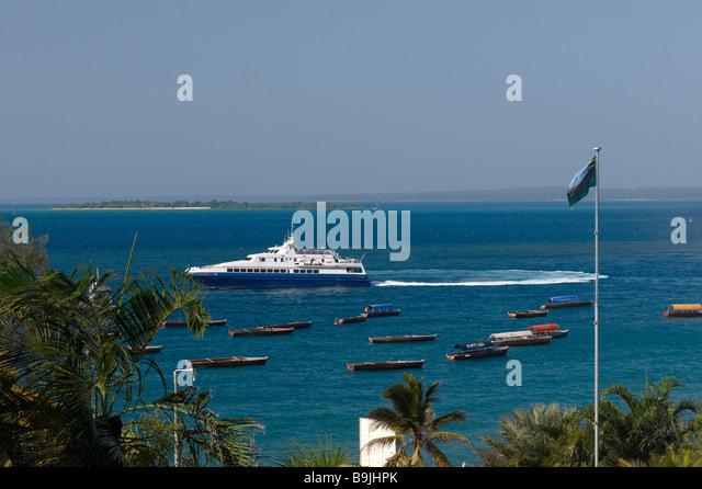 Ferry From Dar Es Salaam To Pemba Island